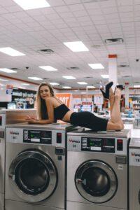 wash and fold at laundry king