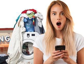 Laundry King Mobile App