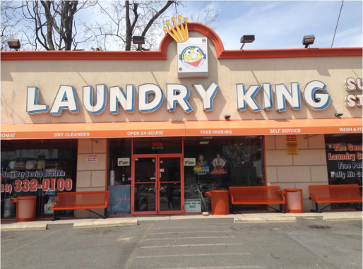 Laundry King the best laundromat Brooklyn