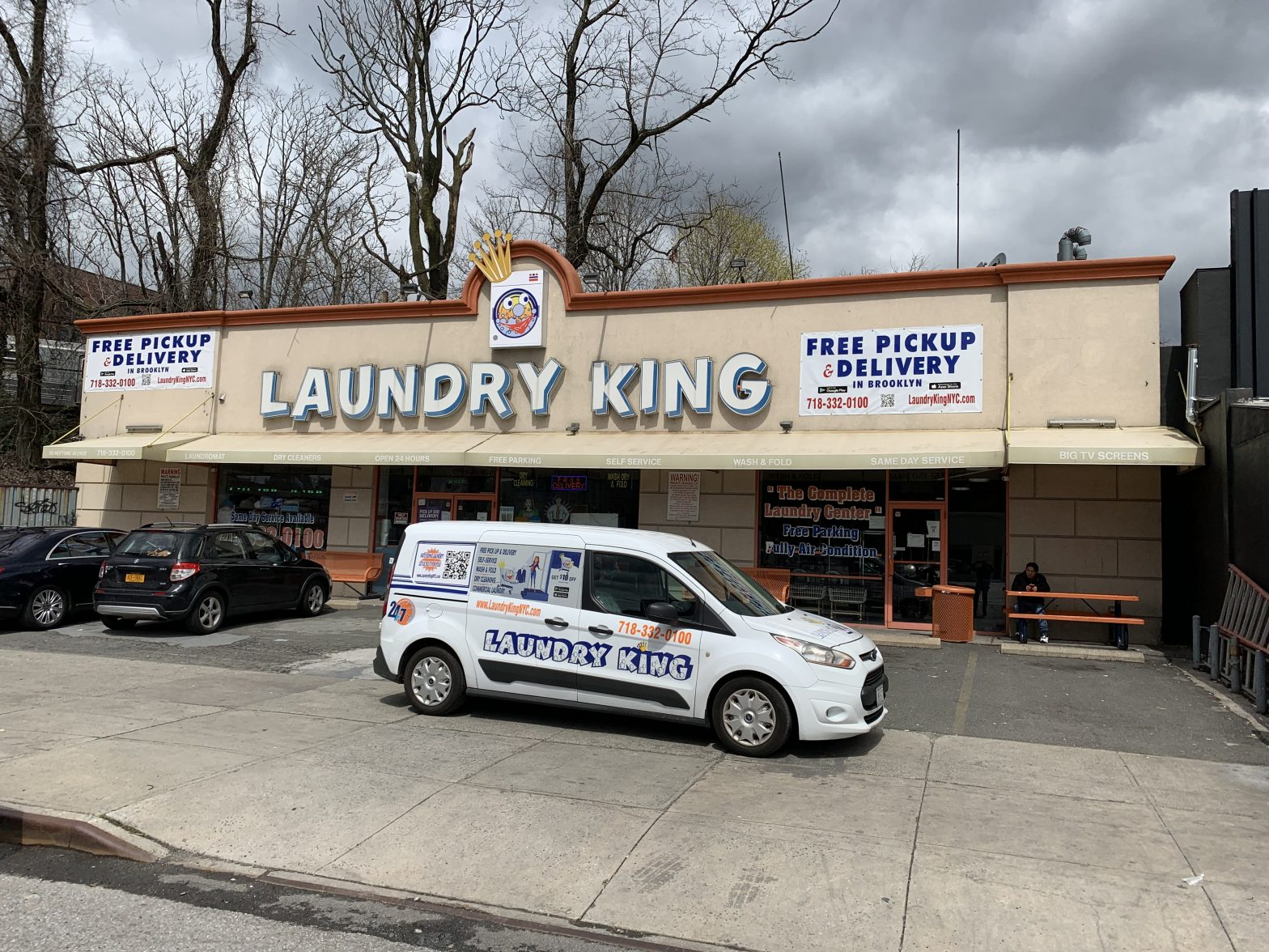 laundry pick up and delivery in Brooklyn